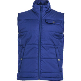 United By Blue Bison Puffer Vest Heren, midnight